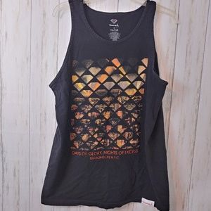 DIAMOND SUPPLY CO Tank Top Men's Large